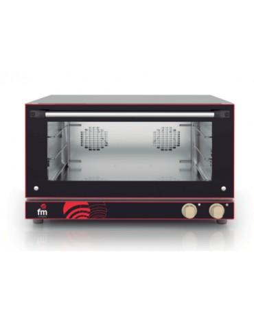 HORNO DE CONVECCION CON VAPOR ELECTRICO  MP-604 3BANDEJAS FM 60X40 CM
