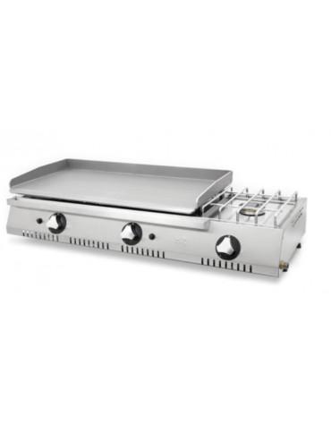 PLANCHA 800 ECONOMICA A GAS PLC800ECF HR FAINCA