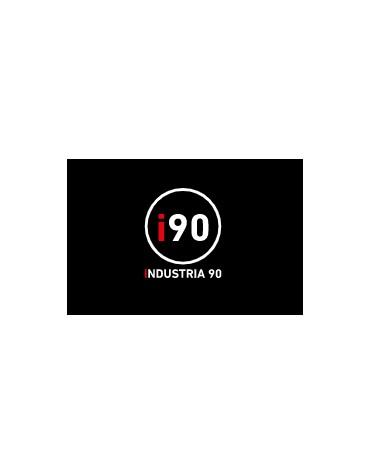 FREIDORA ACEITE CABEZAL FIJO FAP-12 MONOFASICA  INDUSTRIA 90