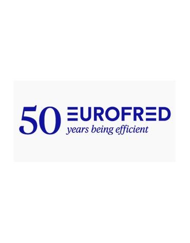 ARMARIO 4 CARAS DE CRISTAL CONGELACION PRISMA 400 BT EUROFRED