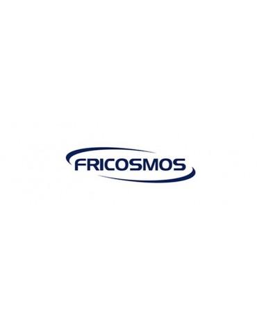 431502 FIBRA DE CORTE DE POLIETILENO NARANJA FRICOSMOS