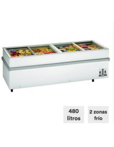 ARCONES CONGELADORES 750 CHV/V EUROFRED